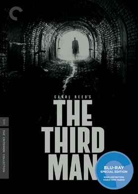 The Third Man [Blu-ray] - Criterion Collection