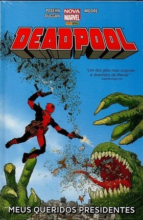 Deadpool, Vol. 1: Dead Presidents