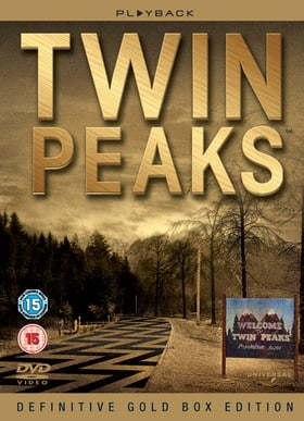 Twin Peaks: Definitive Gold Box Edition (UK Version)