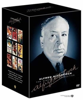 Alfred Hitchcock: The Signature Collection