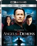 Angels & Demons (4K UHD + Blu-ray + UV Combo)