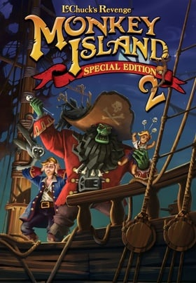 Monkey Island 2: LeChuck's Revenge Special Edition
