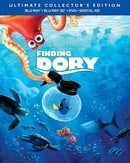 Finding Dory - 3D BD Combo Pack (3D +2BD + DVD + Digital HD)
