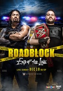 WWE Roadblock: End of the Line 2016