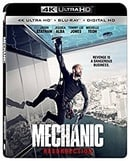 Mechanic: Resurrection (4K Ultra HD + Blu-ray + Digital HD)