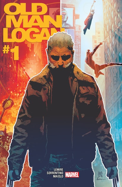 Old Man Logan (2016 2nd Series)