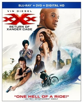 xXx: Return of Xander Cage (+ DVD and Digital HD)