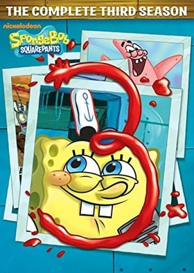 SpongeBob SquarePants - The Complete 3rd Season