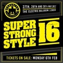 PROGRESS Chapter 49: Super Strong Style 16 2017 - Day 1