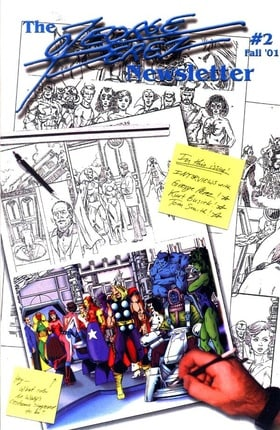 GEORGE PEREZ NEWSLETTER #2