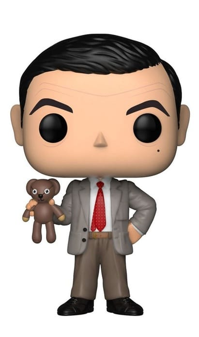 Funko Pop! Mr. Bean w/ Teddy
