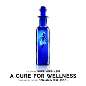A Cure For Wellness Original Soundtrack (by Benjamin Wallfish)
