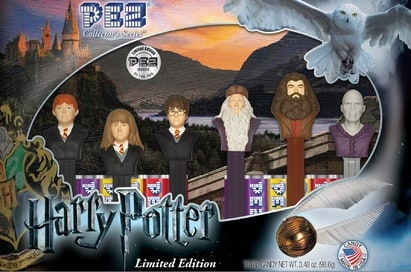 Harry Potter Limited Edition PEZ Collector's Series