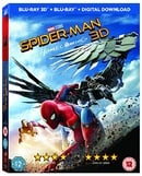 Spider-Man Homecoming [Blu-ray ] [2017]