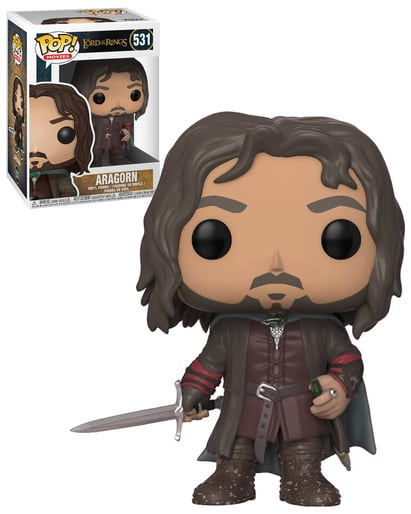 Funko Pop! Lord of the Rings: Aragorn