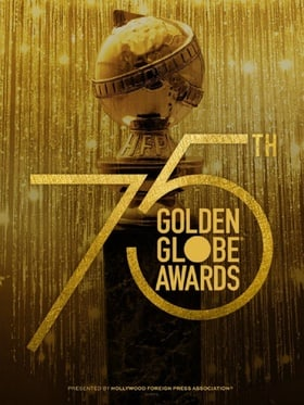 The 75th Golden Globe Awards                                  (2018)