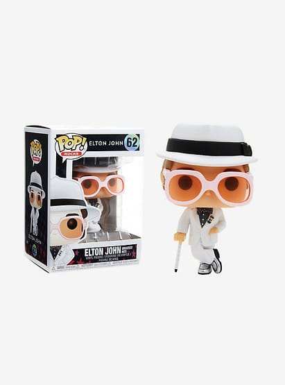 Funko Pop Music: Elton John Collectible Figure