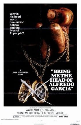 Bring Me the Head of Alfredo Garcia                                  (1974)