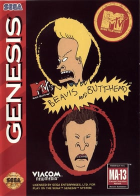 MTV's Beavis and Butthead