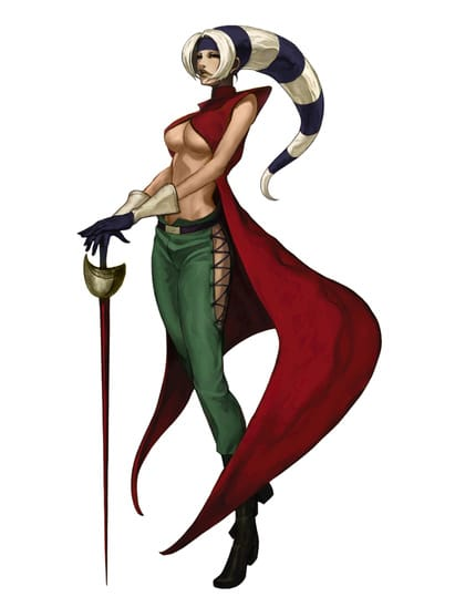 Foxy (King of Fighters)