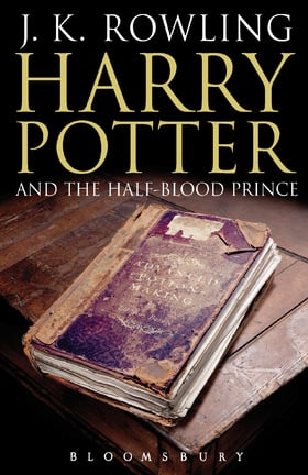 Harry Potter and the Half-Blood Prince (Adult Edition, Book 6)