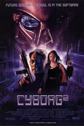 Cyborg 2: Glass Shadow