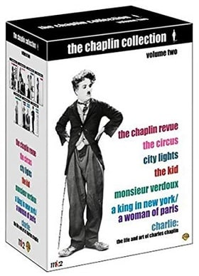 The Chaplin Collection, Vol. 2 (City Lights / The Circus / The Kid / A King in New York / A Woman of