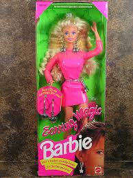 Earring Magic Barbie