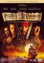 Pirates of the Caribbean (2-Disc Collector's Edition)