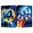Fantastic Four: Rise of the Silver Surfer 2-Special Edition in Steelbook