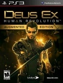 Deus Ex Human Revolution - Augmented Edition - Playstation 3