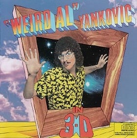 Weird Al Yankovic in 3-d