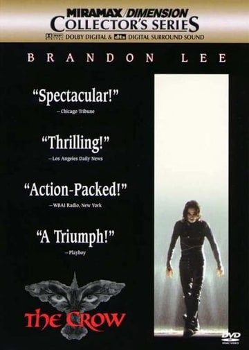 The Crow (Miramax/Dimension Collector