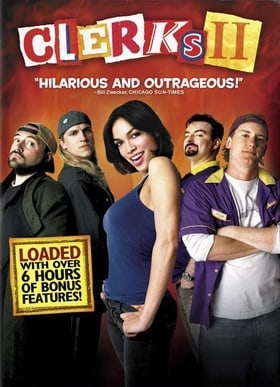 Jay and Silent Bob 6: Clerks II