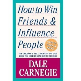 Dale Carnegie: how to win friends and influence people.(discussion of beliefs and works of Dale Carnegie): An article from: Thinkers