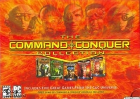 The Command and Conquer Collection