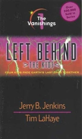 The Vanishings (Left Behind: The Kids #1)
