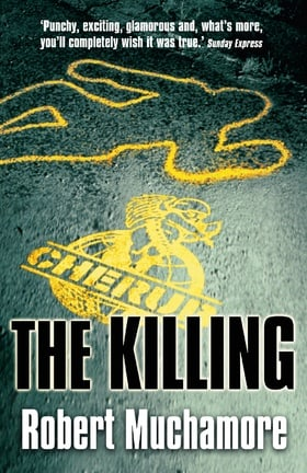 CHERUB 4: The Killing