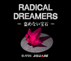 Radical Dreamers: The Unstealable Jewel