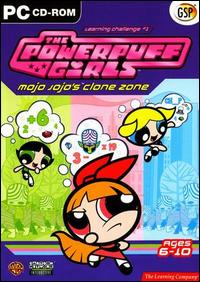 The Powerpuff Girls Learning Challenge: Mojo Jojo's Clone Zone
