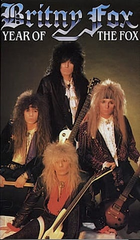 Britny Fox: Year of the Fox