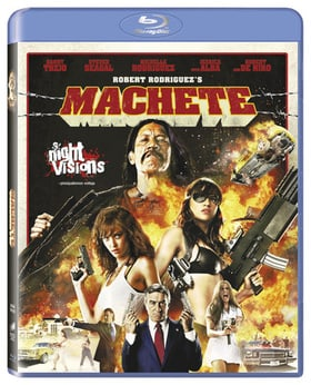 Machete (Blu-ray - Region: A & B)