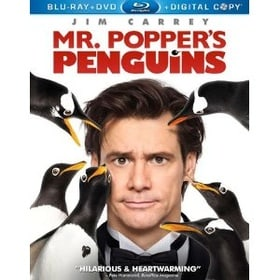 Mr. Popper's Penguins (Blu-ray / DVD / Digital Copy)