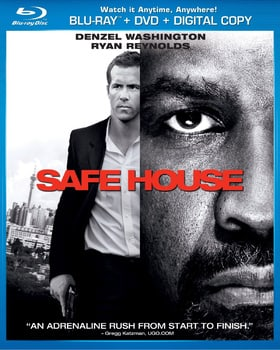 Safe House (+ DVD and UltraViolet Digital Copy)