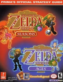 The Legend of Zelda: Oracle of Seasons & Oracle of Ages: Prima's Official Strategy Guide