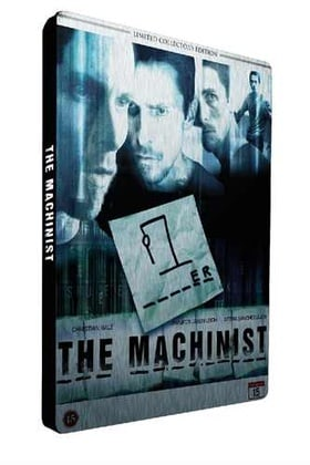 The Machinist [Steelbook]