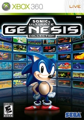 Sonic Ultimate Genesis Collection