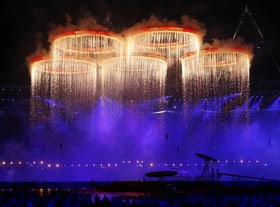 London 2012 Olympic Opening Ceremony: Isles of Wonder                                  (2012)