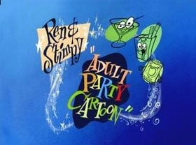 Ren & Stimpy: Adult Party Cartoon
