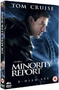 Minority Report --Two Disc Set (DTS)